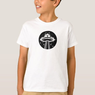 Beam Me Up Alien T-Shirt