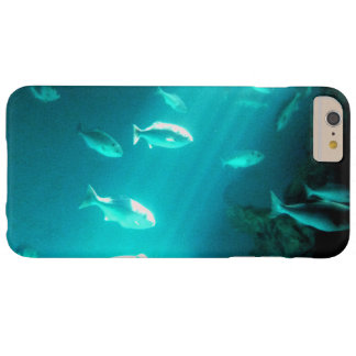 Beam of Light Underwater Fish Swimming Barely There iPhone 6 Plus Case