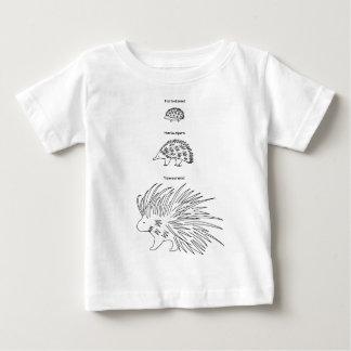 < Beam - zu (the alphabetical character - black Baby T-Shirt