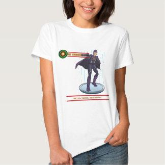 Beaming Altered Geek Tee Shirts