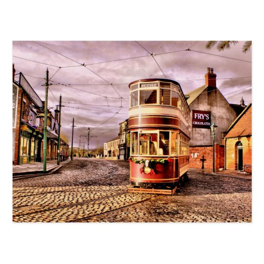 Beamish Postcard