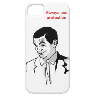 Bean iPhone 5 case