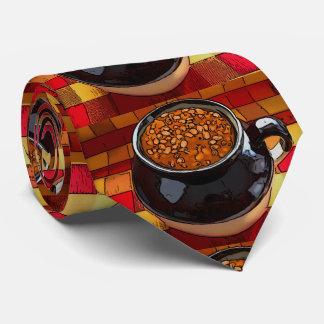 Bean pot tie