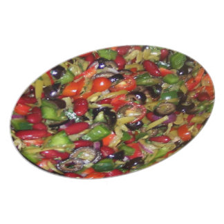 Bean Salad Plate