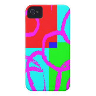 Bean Saw 7 iPhone 4 Case-Mate Cases
