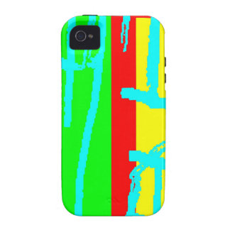 Bean Saw 8 Vibe iPhone 4 Case