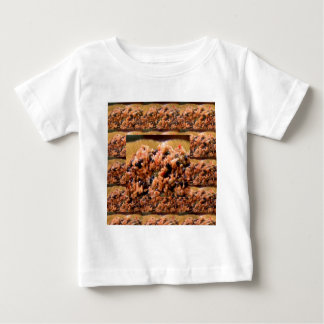 Beans Rice American Chefs Healthy Kitchen Cuisine Baby T-Shirt