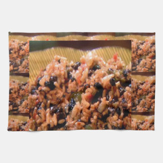 Beans Rice American Chefs Healthy Kitchen Cuisine Towels