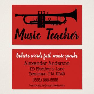 Beantown Brass Business Card