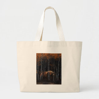 Bear 3 large tote bag