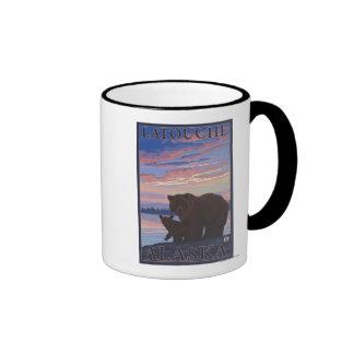 Bear and Cub - Latouche, Alaska Mug