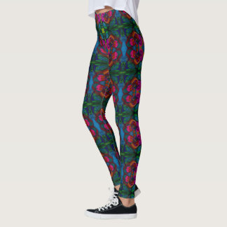 Bear And Grin It Leggings