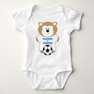 BEAR ARGENTINA BABY BODYSUIT