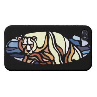 Bear Art iPhone 4 Case Native Art iPhone Case