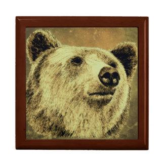 Bear Art, Jewelry Box