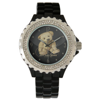 Bear Artists Design Watches