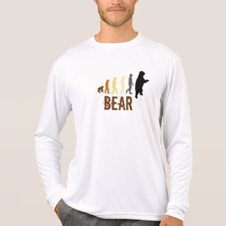 Bear/Ascent of Man Bear Colors T-Shirt