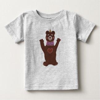 Bear Baby Fine Jersey T-Shirt