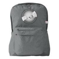 Bear Backpack Polar Bear School Bags Customisable