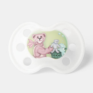 BEAR BATH BooginHead® Custom Pacifier