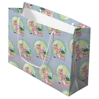BEAR BATH LOVE GIFT BAG LARGE
