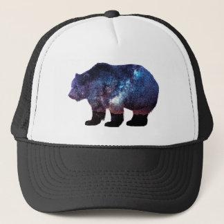 Bear - Behind the Stars Trucker Hat