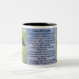 Bear Bill of Rights Mug