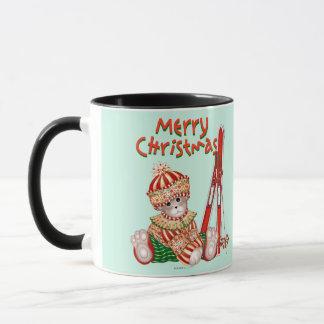 BEAR Christmas  6 Classic Combo Mug