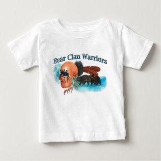 Bear Clan Warriors Baby T-Shirt