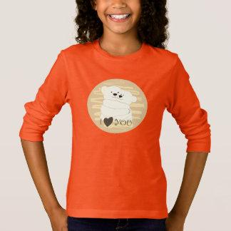 Bear Couple Polar Cute Love Winter Hug Orange Neon T-Shirt