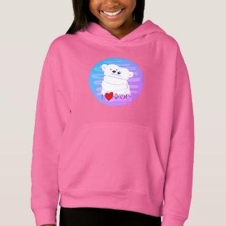 Bear Couple Polar Cute Love Winter Hug Pink Neon