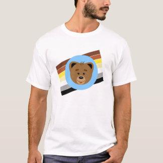 Bear Cub and Flag T-Shirt