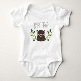 Bear Cub Baby Bodysuit