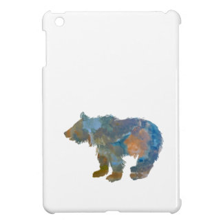Bear Cub iPad Mini Cover