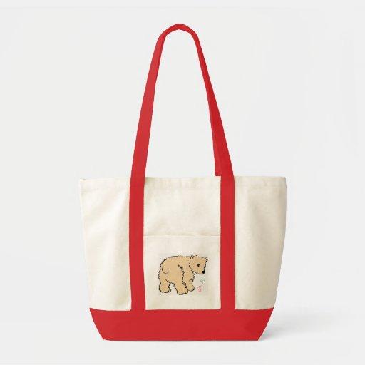Bear Cub Overnight Bag