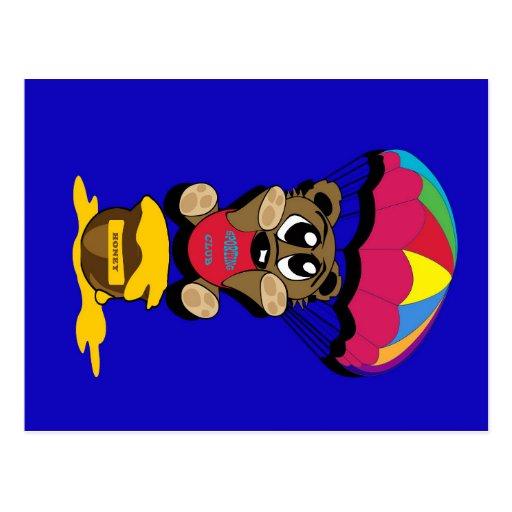 Bear cub post cards