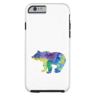 Bear cub tough iPhone 6 case