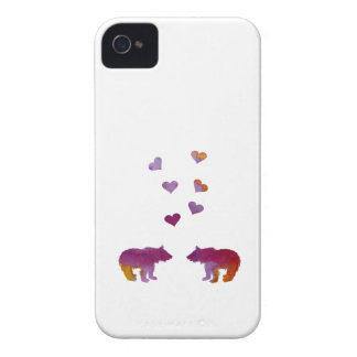Bear Cubs Case-Mate iPhone 4 Case
