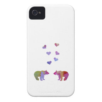 Bear Cubs Case-Mate iPhone 4 Cases