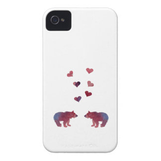 Bear Cubs iPhone 4 Case