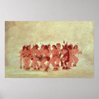Bear Dance Poster