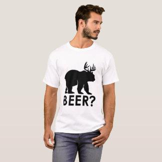 Bear + Deer = Beer? T-Shirt