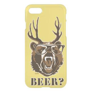 Bear, Deer or Beer iPhone 8/7 Case