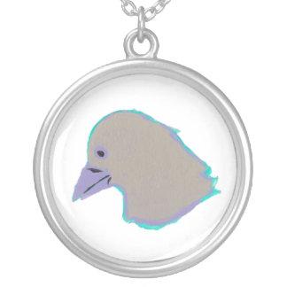 Bear dog cat rabbit fish human bird - 7 faces custom necklace