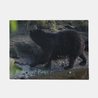 Bear Door Mat