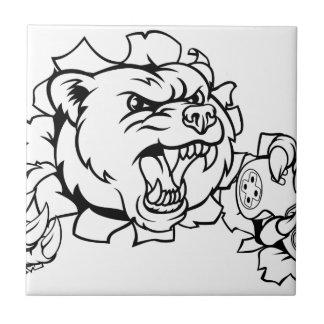 Bear Esports Mascot Tile