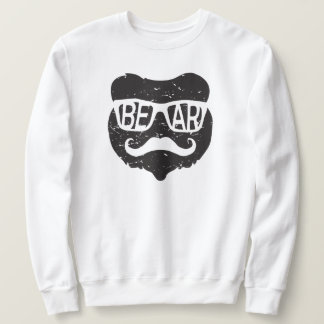 Bear Face Sweatshirt