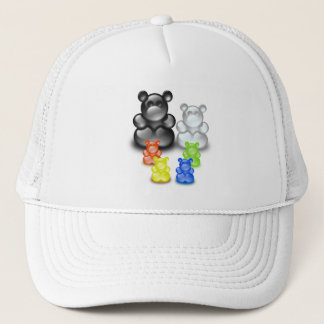 Bear Family Set Trucker Hat