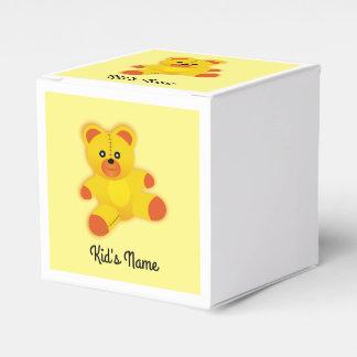 Bear Favour Box