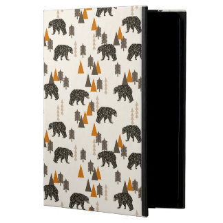 Bear / Forest Woodland Camping / Andrea Lauren iPad Air Case